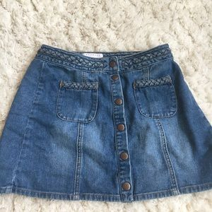 Kendall and Kylie Jean skirt good condition